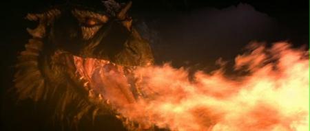 Vermithrax il Drago del Lago di Fuoco